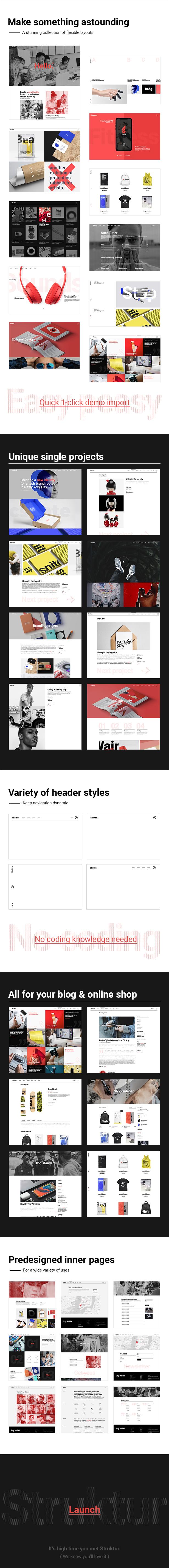 Struktur - Creative Agency Theme - 2